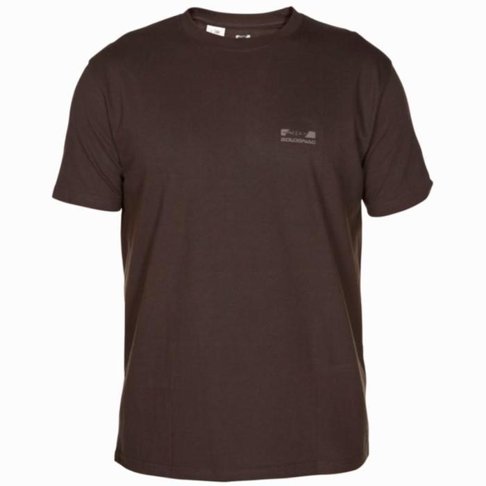 Tee shirt steppe 100  manches courtes - 832163