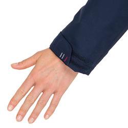 Segeljacke warm 100 Damen marineblau