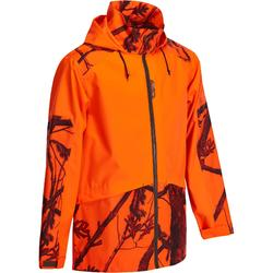 CHAQUETA CAZA IMPERMEABLE SUPERTRACK 100 FLUO