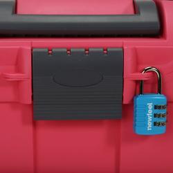 Putzbox GB 300 rosa/grau