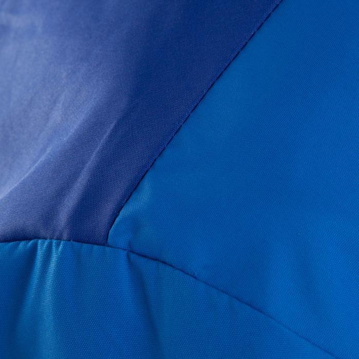Veste imperméable de football enfant T500 bleu - 832713