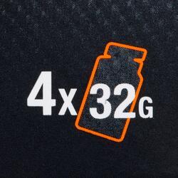 Energiegel Ultra Gel 500 zwarte bes 4x 32g - 832870