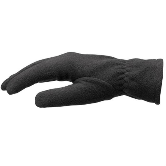 Handschoenen voor trekking Forclaz 20, volwassenen, zwart
