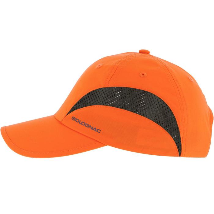 Jagerspet Light fluo-oranje - 833087