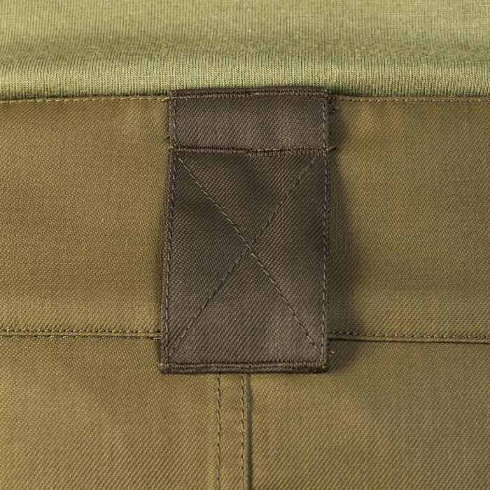 Pantalon chasse imperméable chaud 500 - 833234