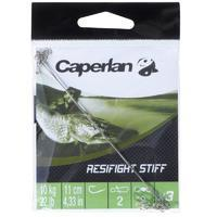 RESIFIGHT STIFF 10 kg x3 predator fishing leader