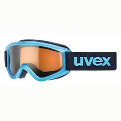 Ski- en snowboardbril Uvex Speedy Pro kleine maat blauw