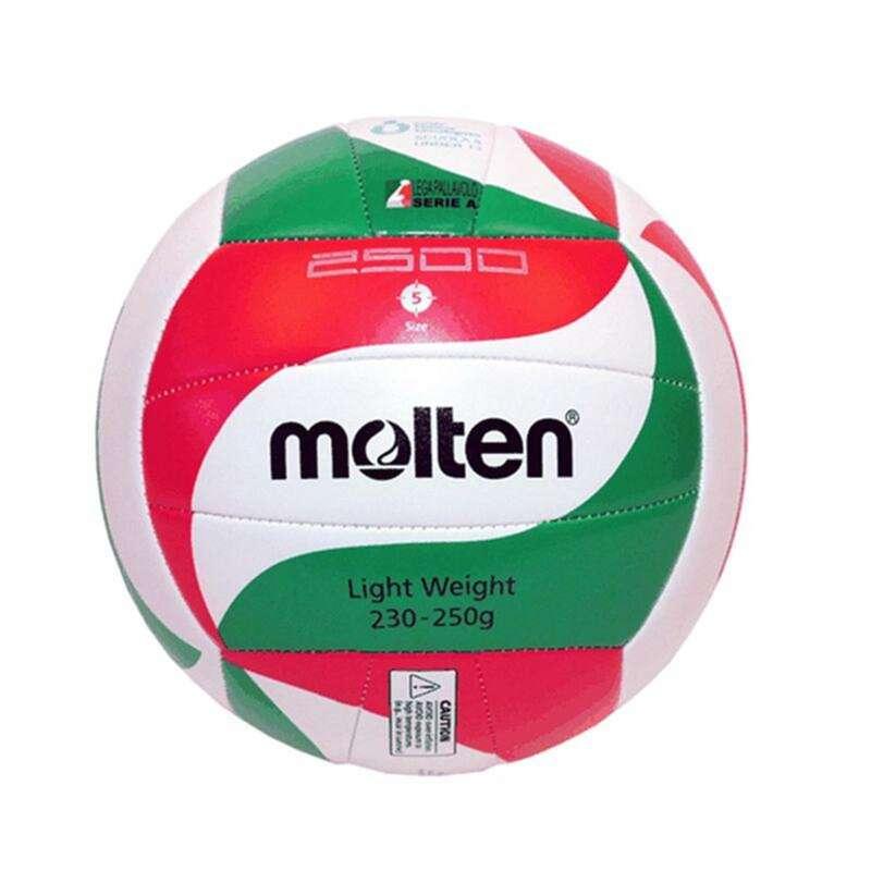 PALLONI PALLAVOLO Sport di squadra - Pallone pallavolo Soft touch Under 12/13 e scuola molten - Palloni pallavolo, rete ed accessori