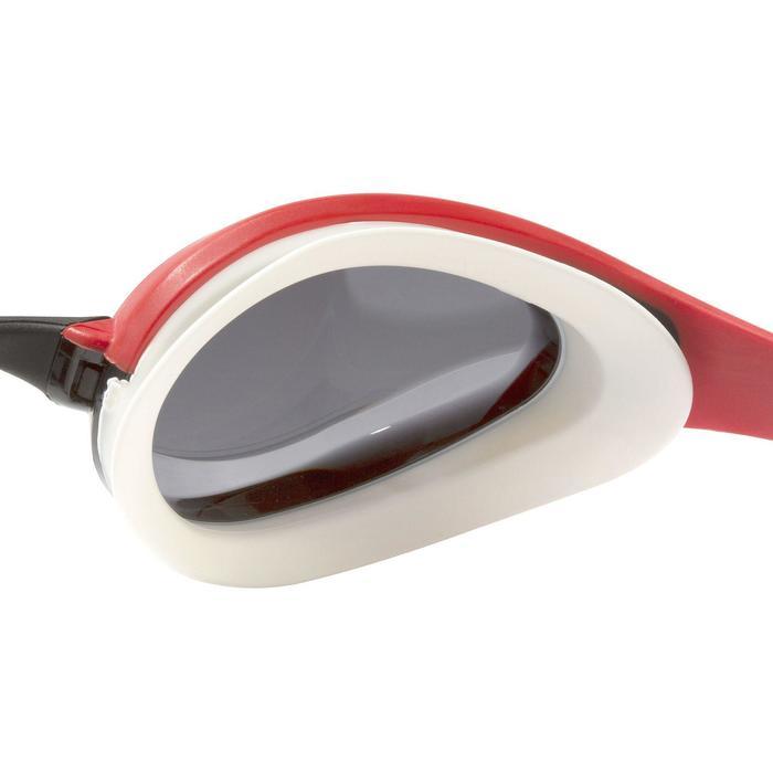 Lunettes de natation COBRA ULTRA blanc rouge - 833911