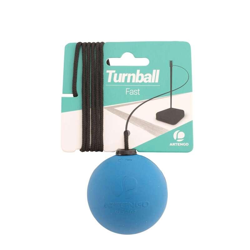SPEEDBALL Игры с ракетками - МЯЧ TURNBALL FAST BALL ARTENGO - Большой теннис