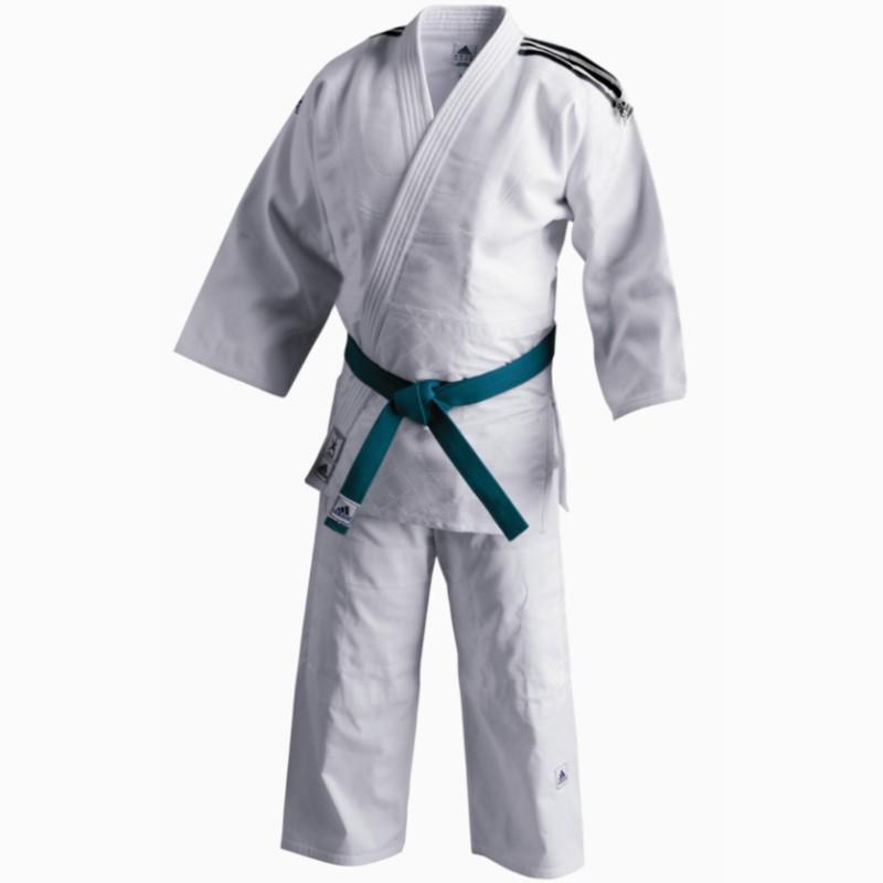 Adidas Judopak J500 Wit