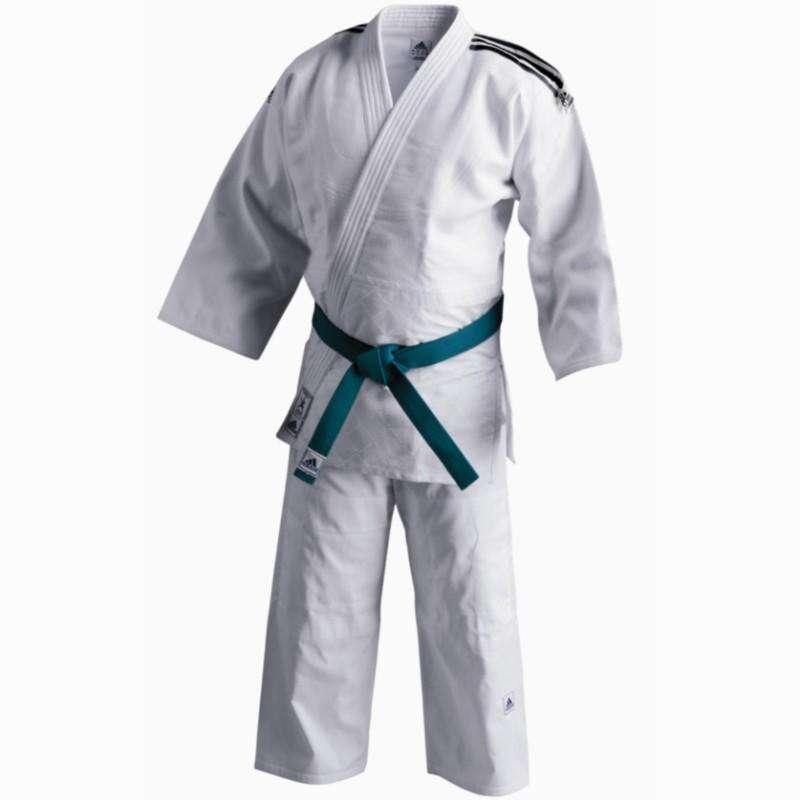 Judo Sporty walki - Strój do judo J500 DOUBLE D - Judo