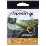 Predvrvica za ribolov plenilk RESIFIGHT 7 trnki Ryder 7 kg