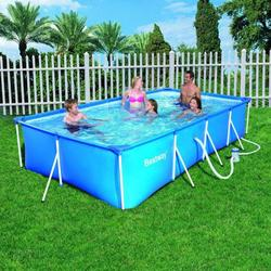 comprar piscinas hinchables online decathlon On piscina desmontable rectangular 3x2