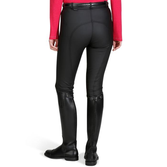 Pantalon imperméable chaud et respirant équitation femme KIPWARM - 834608