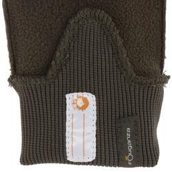 Warme rijhandschoenen Easywear voor kinderen - 834854