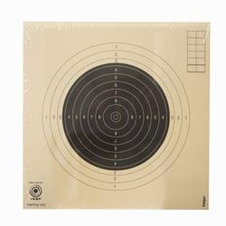 CIBLE CARABINE 22LR 50M x100 pièces