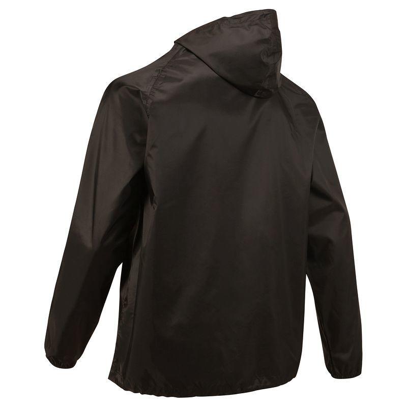 NH100 Raincut Men's Waterproof Country Walking Rain Jacket - Black