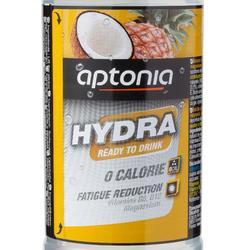 Drank op basis van gearomatiseerd natuurlijk mineraalwater ananas kokos 500 ml