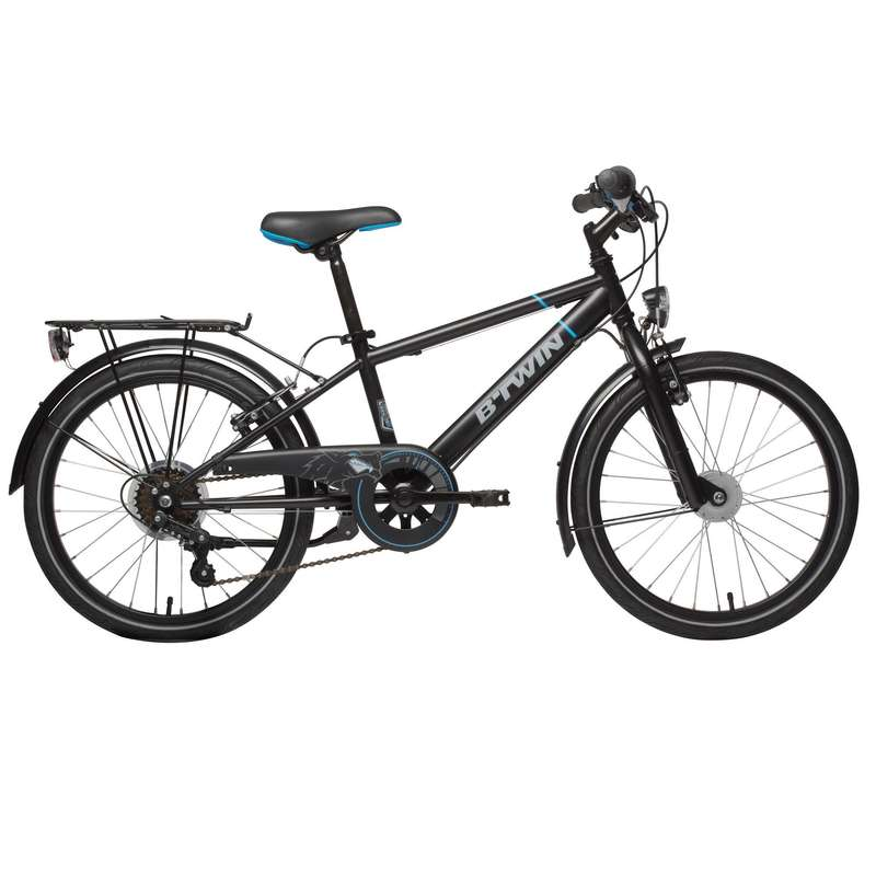 KIDS CITY BIKES 6-12 YEARS Cycling - RB 540 City Bike Ages 6-9 B'TWIN - Bikes