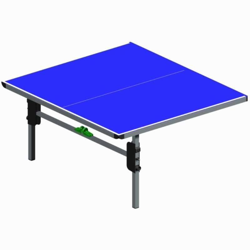 SPARE PARTS TABLE TENNIS Table Tennis - Assembled Table Top - 877 O ARTENGO - Table Tennis Accessories