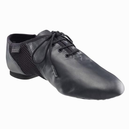 Lage dansschoenen modern jazz mesh zwart - 835373
