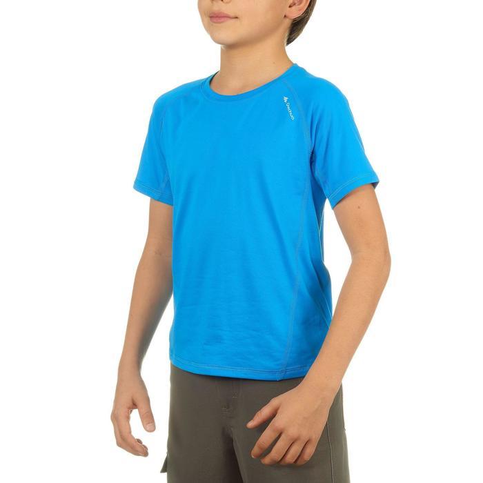 T-Shirt de randonnée garçon Hike 100 - 835445