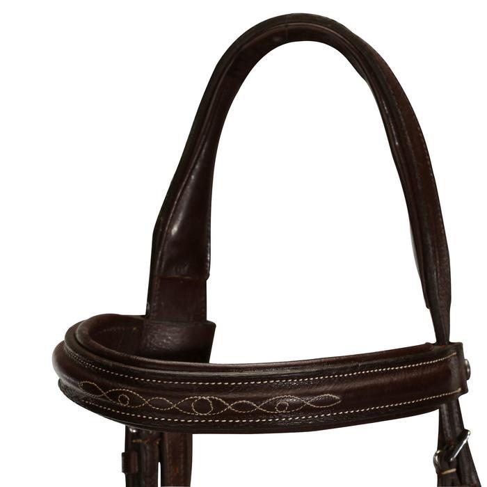 Filet + rênes équitation RECALL - poney et cheval - 835865