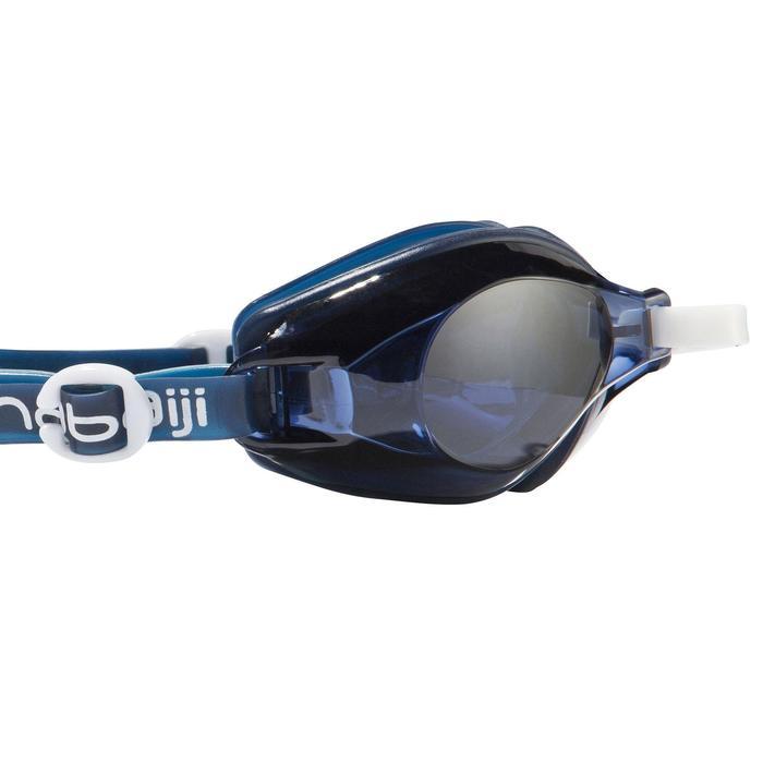 AMA 700 Swimming Goggles Size L - Blue White