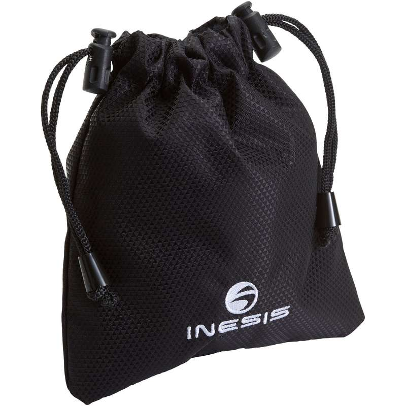 GOLF BALLS, GLOVES, TEES Golf - Golf Tee Bag -  Black INESIS - Golf Accessories
