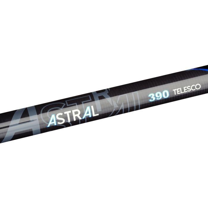 Angelset Rute und Rolle Astral 390cm Teleskoprute Meeresangeln