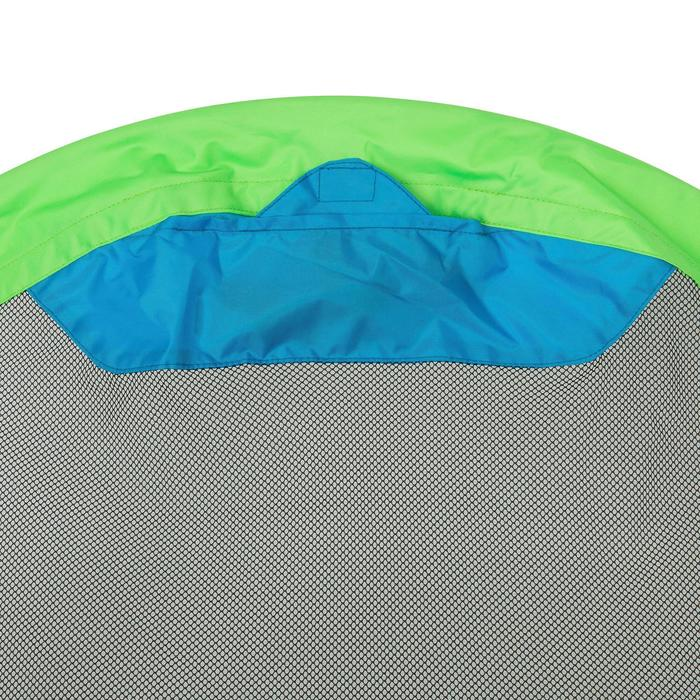 Wasserball-Tor Polo Up blau/grün