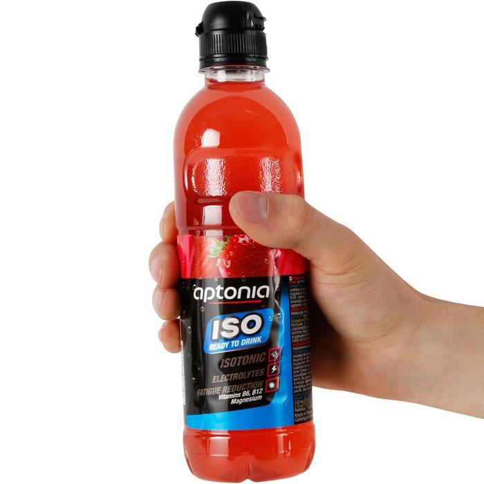Bebida isotónica lista para beber ISO fresa 500 ml