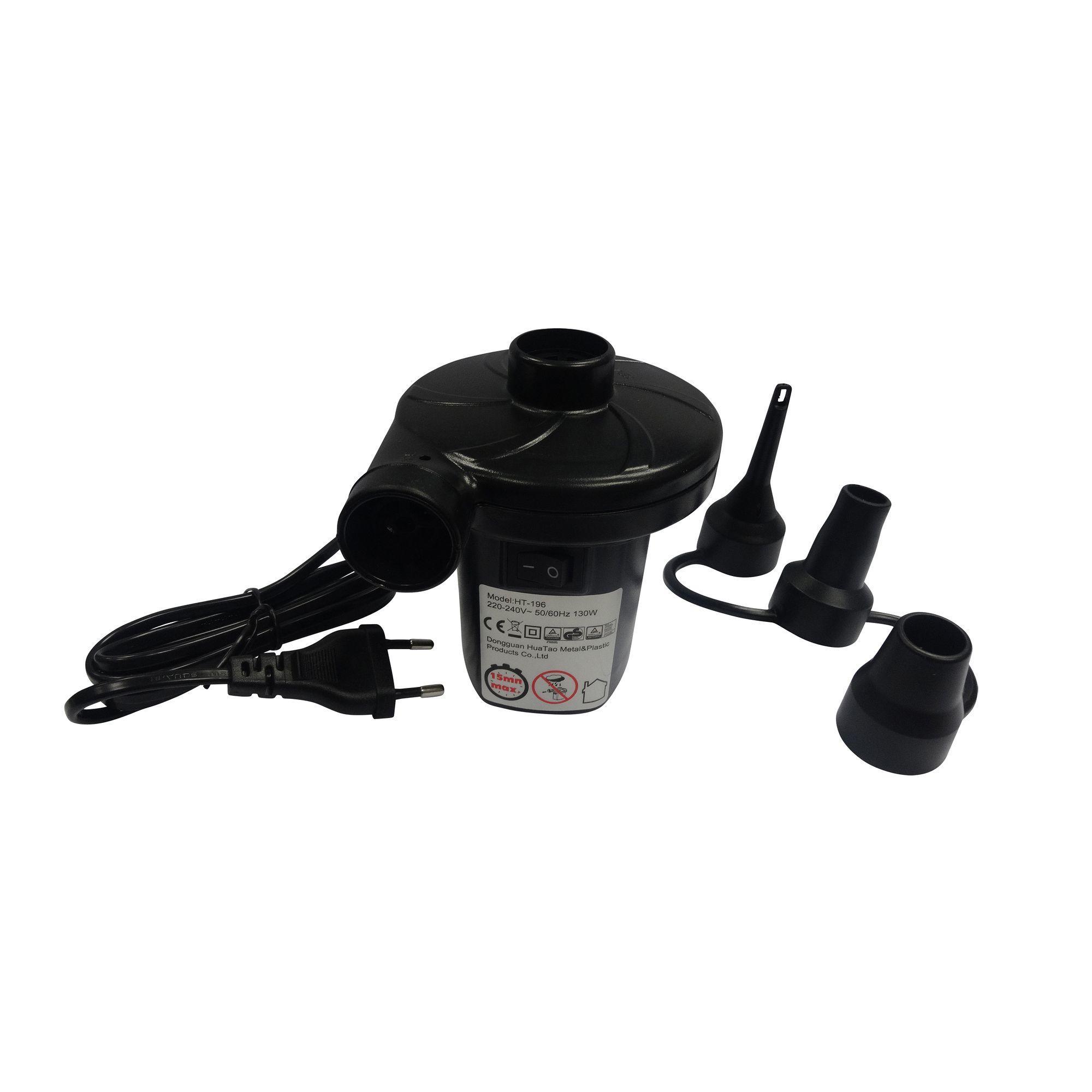 Pompă electrică pentru camping