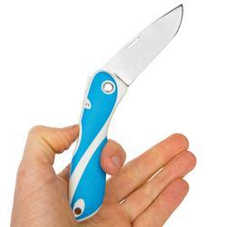 Couteau lame lisse aquaterra
