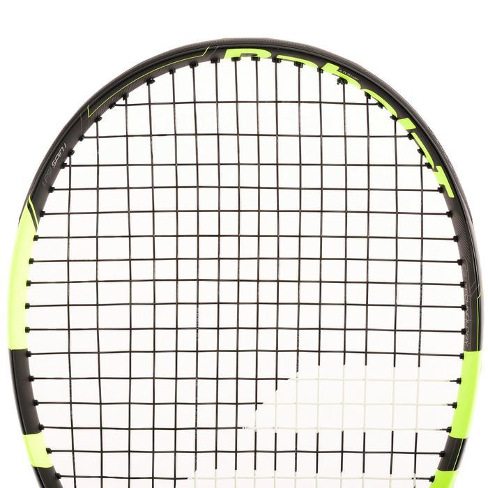 Tennisracket kinderen Babolat Pure Aero 26 zwart geel - 838336