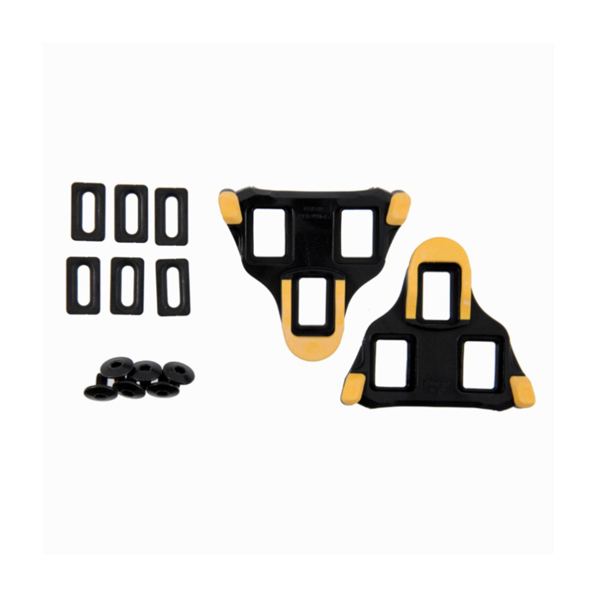 Bertin Schoenplaatjes Shimano SPD-SL cleats geel kopen
