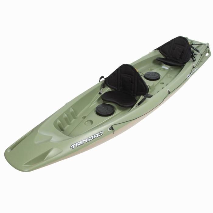 Canoê Kayak de pêche Trinidad fishing vert 2 places - 838934