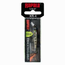 Wobbler X-Rap 4cm mittelschwer