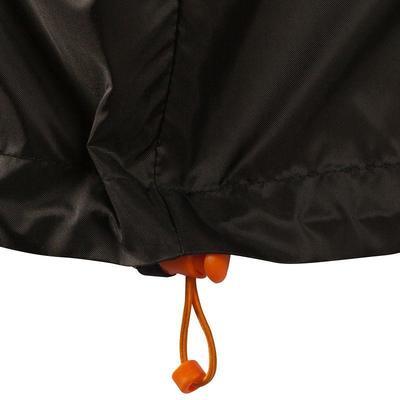Чоловічий водонепроникний дощовик Raincut для походів - Чорний