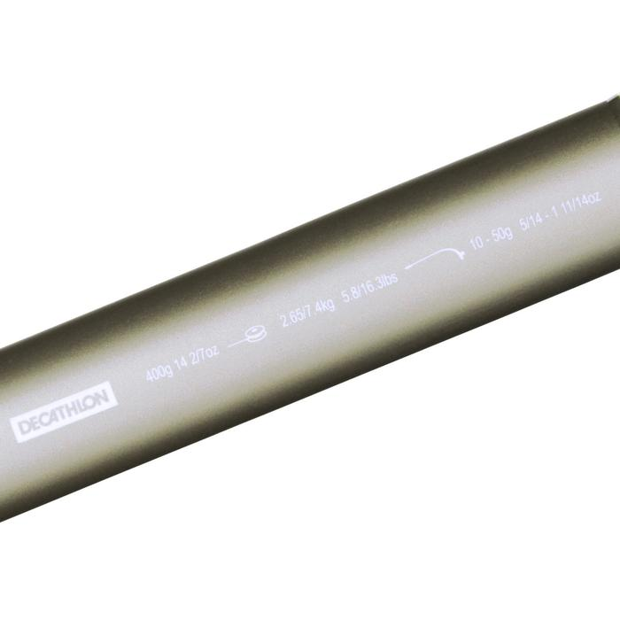 Naturköderrute Resifight-1, 350 cm, 10-50 G