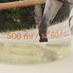 Ontvlekkerspray ruitersport paarden en pony's Perfect White 500 ml - 839363