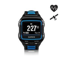 GPS-horloge met hartslagmeting multisport Forerunner 920XT blauw/zwart