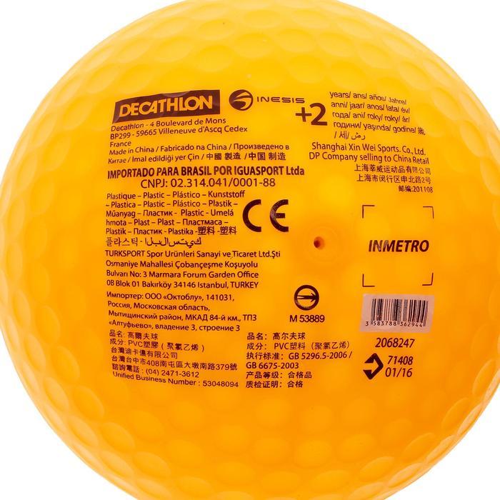 Balle de golf gonflable enfants 500 - 839386