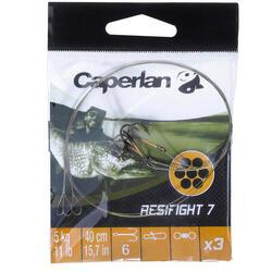 Voorslag roofvissen Resifight 7 dreg 5 kg x3