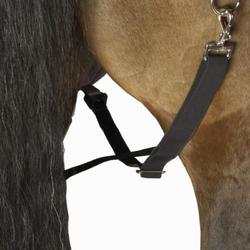 Staldeken Stable Light ruitersport pony en paard bruin - 839917