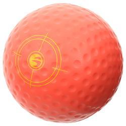 Golfball aus Schaumstoff 100 Kinder orange