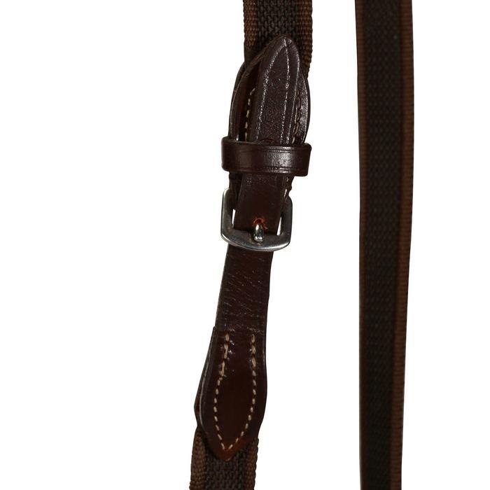 Filet + rênes équitation RECALL - poney et cheval - 840031