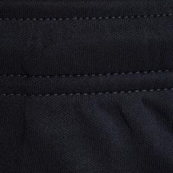Pantalon d'entrainement de soccer enfant T100 noir