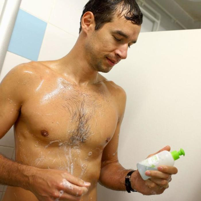 2 en 1 shampoing et gel douche 200ml - 840234